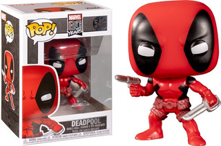Funko Pop! - Marvel 80 Years - Deadpool - #546 Original