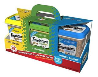 Temptations Gato Pack 3