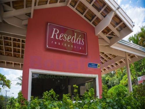 Terreno A Venda, Condomínio Resedás Residencial, Parque Dos Cafezais Ii, Itupeva. - Te08952 - 69375441