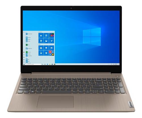 Notebook Lenovo Idapad Core I3 4gb 128gb Ssd Win 10 15,6