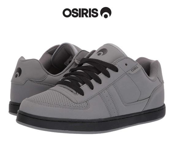 Zapatillas Osiris Relic Grey Black