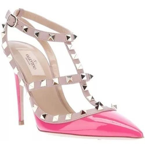 Sapato Feminino 6 Cor 10 34 35 36 37 38+ Bolsa Petite Malle