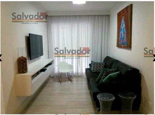 Apartamento Na Rua Da Independência - Cambuci  -  São Paulo - 7112