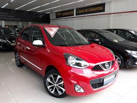 Nissan March 1.6 Sl 16v Flex 4p Manual 2015/2016