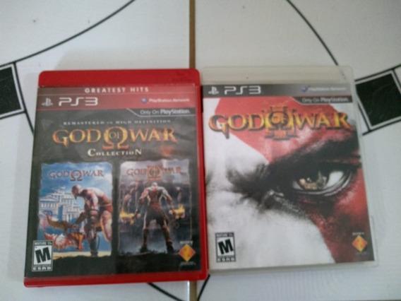 God Of War Trilogia Ps3