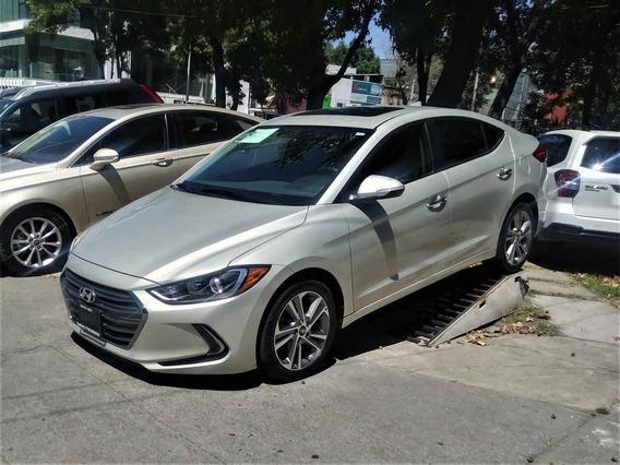 Hyundai Elantra 2017 4p Limited Tech Navi L4/2.0 Aut
