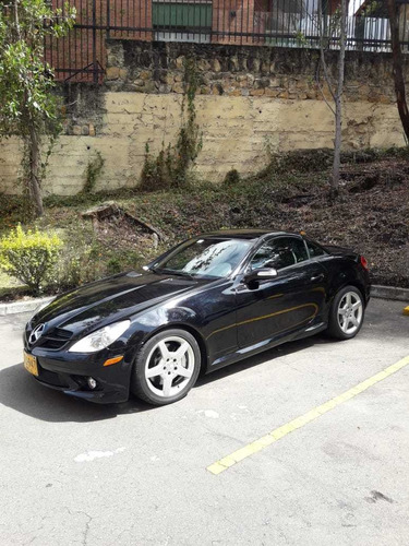 Mercedes Benz Slk 350 2007 Convertible Roadster 3.500cc