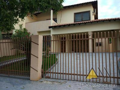Casa Sobrado Padrão Com 3 Quartos - Ca34-v