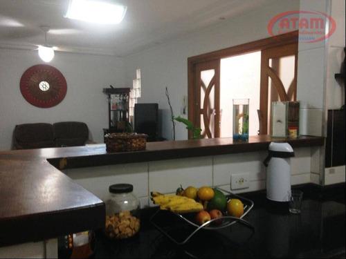 Sobrado Residencial À Venda, Parque Mandaqui, São Paulo. - So0132