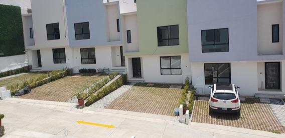 Casa 3 Rec, 3.5 Baños, 3 Cajones, Condominio, Seguridad