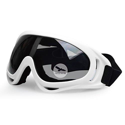 Freehawk Gafas Protectoras Para Gafas Bmx Con Correa Ajustab