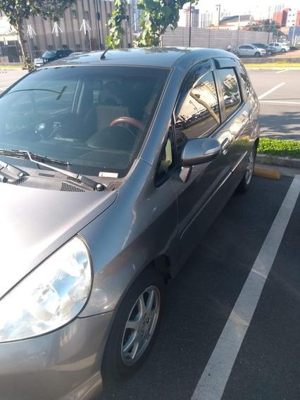 Honda Fit Ex 2008 Automático