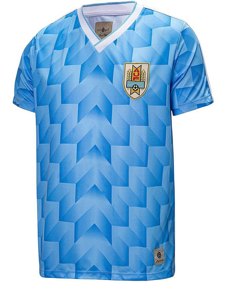 Camisa Uruguai Retrô 1988 Masculino