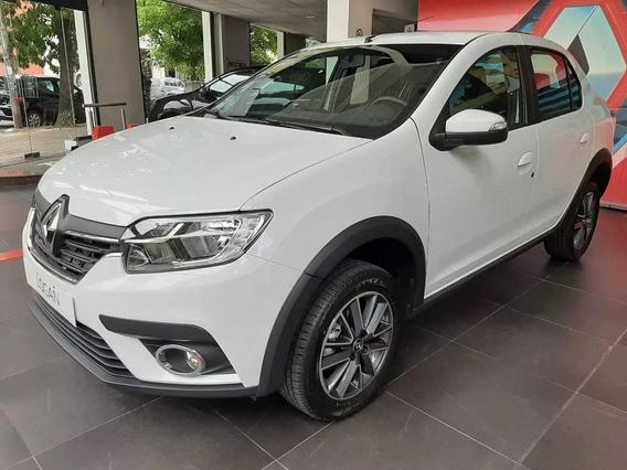Renault Logan Life 0km 2020 Nafta Tasa 0% (jp)