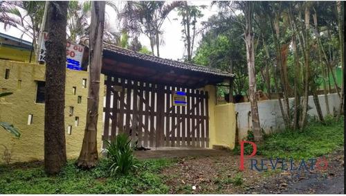 Ch-7550 - Chácara Com 2 Casas/piscina/churrasqueira/pomar-suzano-sp - Ch-7550