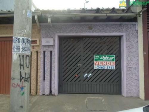 Imagem 1 de 12 de Venda Sobrado 2 Dormitórios Jardim Santa Mena Guarulhos R$ 550.000,00 - 32323v