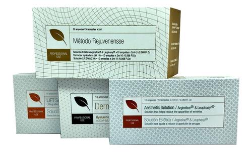 Metodo Rejuvenensse Dermclar ( Mesoter - mL a $4083