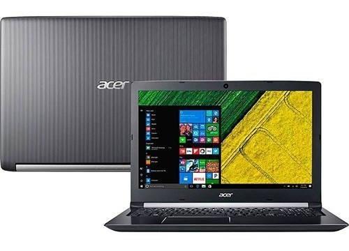 Notebook Acer A515-51g-70pu Intel Core I7 20gb Geforce 940m