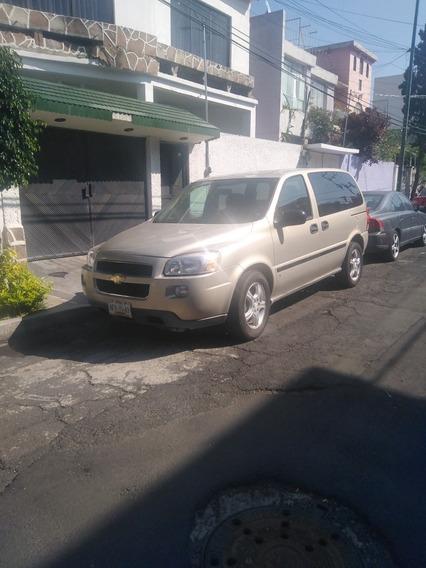 Chevrolet Uplander 2008 A Regular Aa Consola Y Rines At