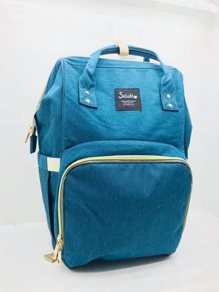 Pañalera Tipo Bag Pack Completa¡¡¡ ***en Promocion***