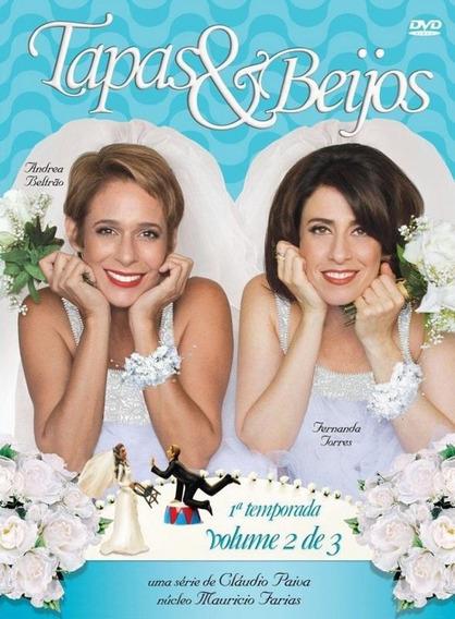 Tapas & Beijos 1° Temporada Vol. 2 E 3 - Série Comédia