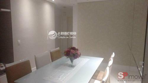 Apartamento Padrão 3 Dorm, 2 Vagas, Para Venda Em Santa Teresinha São Paulo-sp - 101667