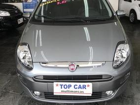 Fiat Punto Essence 1.6 2015 - Controle De Som No Volante