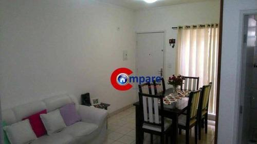 Imagem 1 de 6 de Apartamento 2 Dorms 1 Vaga - Ap9497