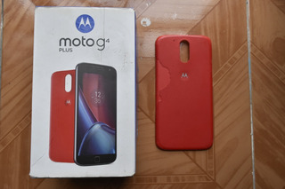 Caja Motorola Moto G4 Plus