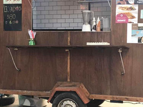 Trailer Tipo Food Truck