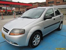 Chevrolet Aveo 1400cc Mt Aa