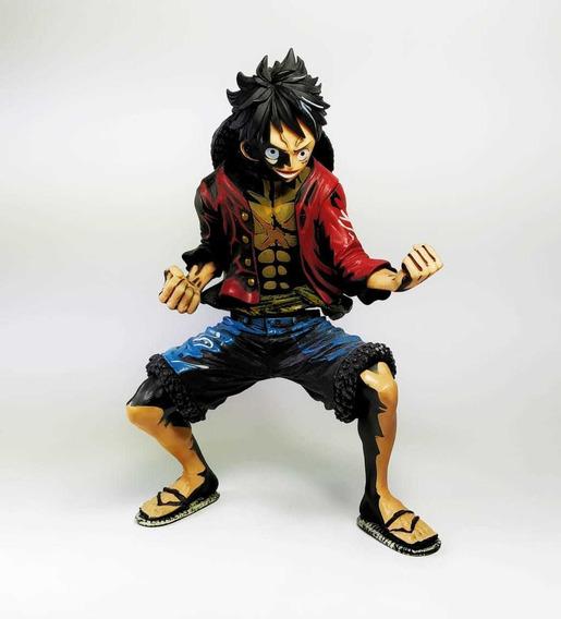 Boneco Monkey D. Luffy One Piece Figura De Ação Actionfigure