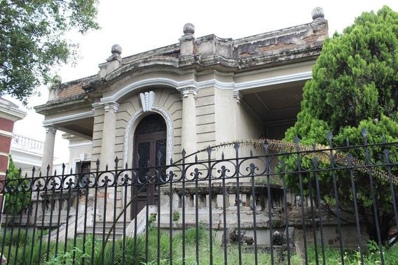 A Valor De Avaluo Casona En Zona Chapultepec Guadalajara