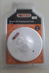 Sensor De Presença 360º Foxlux