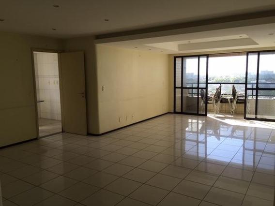 Apartamento Em Espinheiro, Recife/pe De 150m² 4 Quartos À Venda Por R$ 500.000,00 - Ap140846