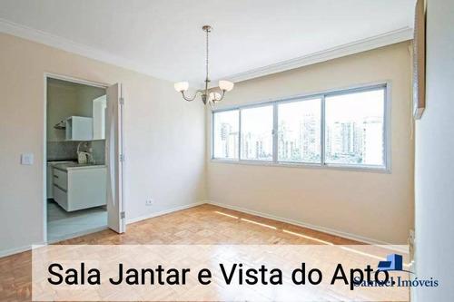 Apartamento Com 2 Dormitórios À Venda, 70 M² Por R$ 650.000,00 - Brooklin - São Paulo/sp - Ap4014