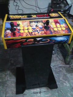 Tablero Con Base De Pandora 9h Arcade Retro Con 2199 Juegos