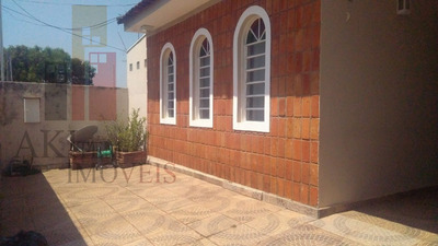 Casa Para Venda, 3 Dormitórios, Jardim Bela Vista - Bauru - 1403