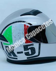 Capacete Fosco Df2 Italia Frango 2 Viseiras Oculos Novo