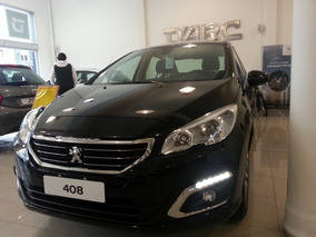 Peugeot 408 Feline Thp Tiptronic 0km $ 785.100 Entrega Yá!