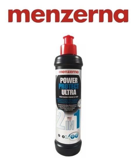 Power Protect Ultra 250ml Menzerna Selante E Lustrador 2em1