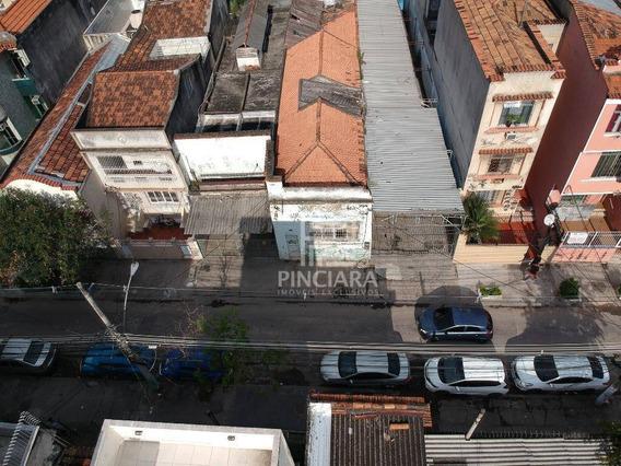 Loja De 186 M² - 574 M² De Terreno Por R$ 1.900.000 - Praça Da Bandeira - Rio De Janeiro/rj - Lo0026