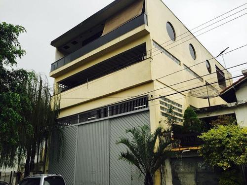 Galpão Para Alugar, 750 M² Por R$ 13.000,00/mês - Vila Amália (zona Norte) - São Paulo/sp - Ga0216
