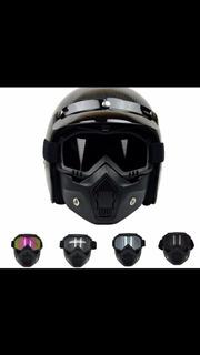 Mascara Airsoft Gotcha Painball Moto Gogles Y Protector