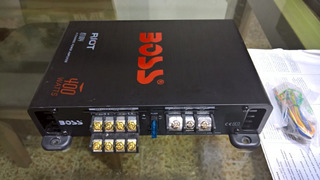 Boss R1004 Amplificador De Coche 400 W De 4 Canale