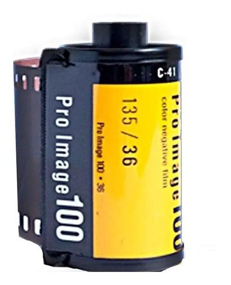 Filme Kodak 35mm Pro Image Iso 100 36 Poses