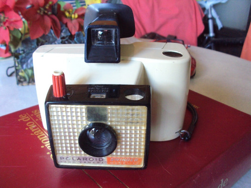 Máquina Polairod Land Camera Made In Usa