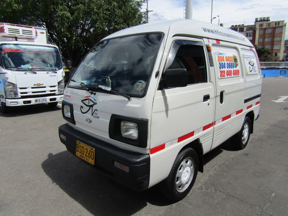 Chevrolet Super Carry Full Equipo