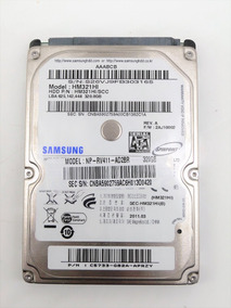 Hd Notebook 320gb Sata Samsung Hm321hi-scc 5400rpm