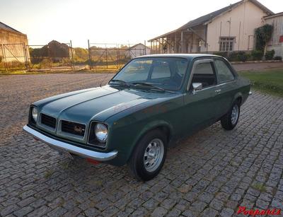 Chevette Std 1979 Verde Olinda